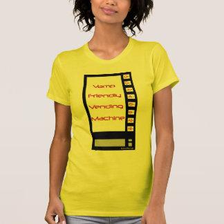 Camiseta Máquina de venda automática amigável do Vamp