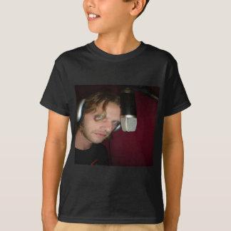 Camiseta Marcus floresce o promocional Apperal do LLC da