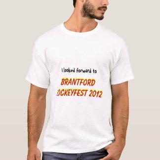 Camiseta Marcus Trix Brantford Hockeyfest 2012