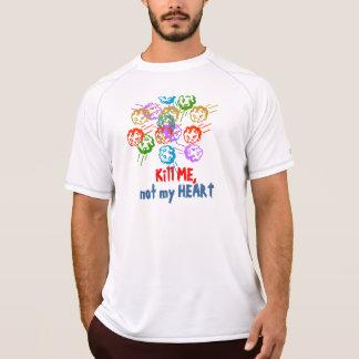 Camiseta MATE-ME não MEU CORAÇÃO