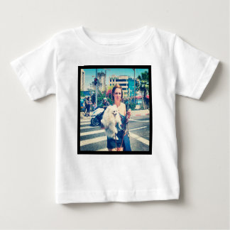 Camiseta menina da cidade
