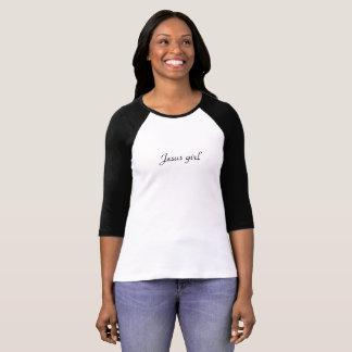 Camiseta Menina de Jesus