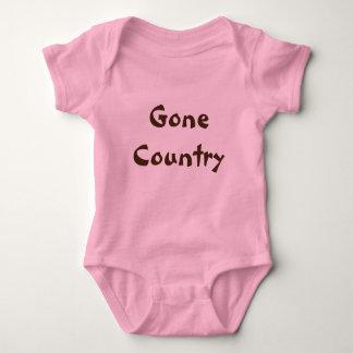 Camiseta Menina do país