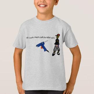 Camiseta Menino afortunado de Yo