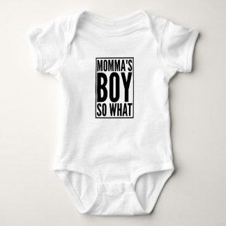Camiseta Menino de Mommas