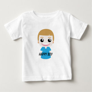 Camiseta Menino feliz
