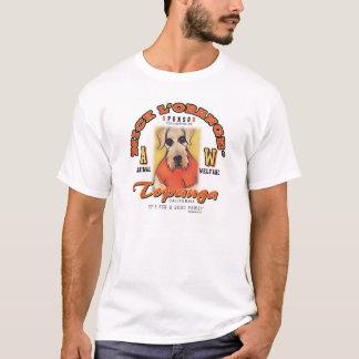 "Camiseta Mick L 'laranja"" por Robyn Feeley"