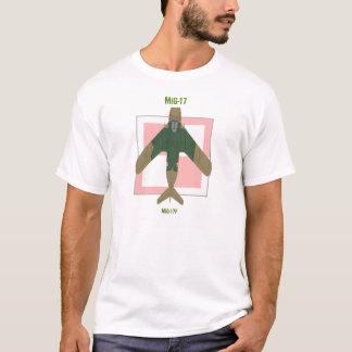 Camiseta MiG-17 Polônia 2