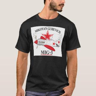 Camiseta mig-3 mikoyan