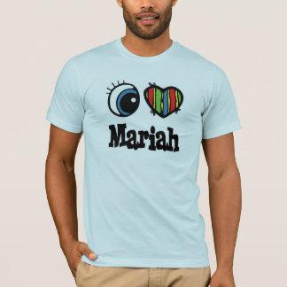 Camiseta Mim coração (amor) Mariah