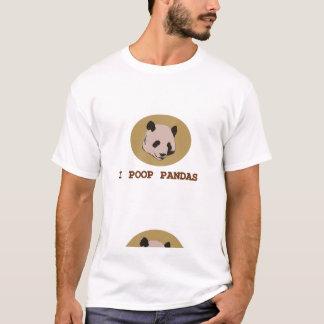 Camiseta Mim pandas do tombadilho