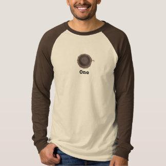 Camiseta Mina antipessoal
