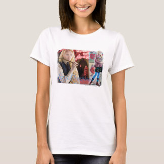 Camiseta Montagem de Luna Lovegood