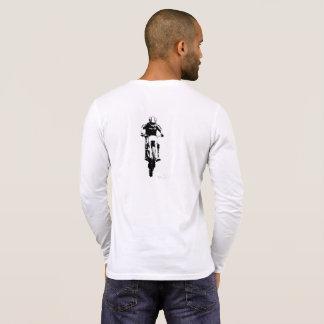 Camiseta Montando o ar