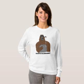 Camiseta mostra sassy