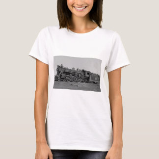 Camiseta Motor nacional canadense 5615 da estrada de ferro