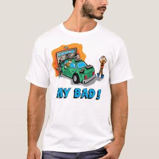 Camiseta Motoristas adolescentes