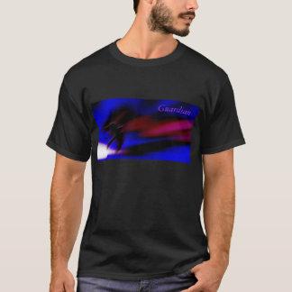 Camiseta Mundos novos do corvo do guardião