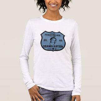 Camiseta Nação de Obama do pediatra