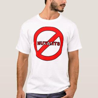 Camiseta Não ao mutante qualquer coisa