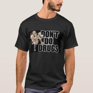 Camiseta Não faça drogas