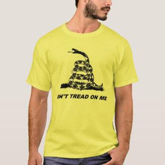 Camiseta Não pise em mim o lll