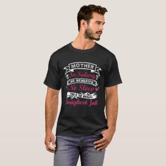 Camiseta Não sira de mãe a nenhum salário nenhuns