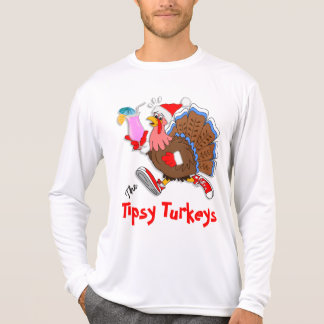 Camiseta Natal Turquia Tipsy (cocktail) - Esporte-Tek do LS