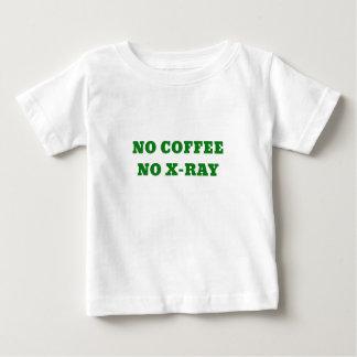 Camiseta Nenhum café nenhum raio X