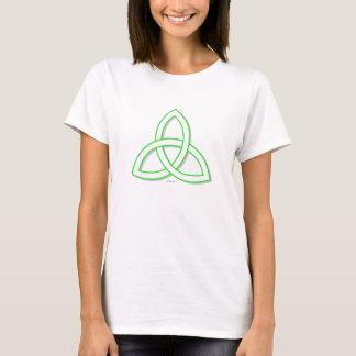 Camiseta Nó de Triquetra do céltico