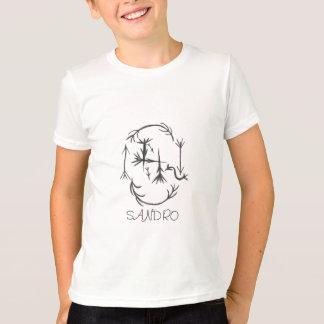 Camiseta Nome de: SANDRO