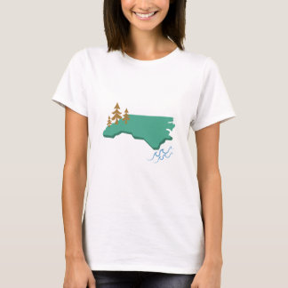 Camiseta North Carolina