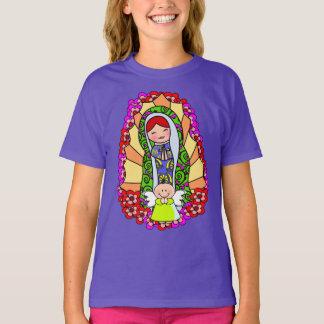 Camiseta Nossa senhora de Guadalupe, VIRGEM DE GUADALUPE