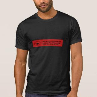 Camiseta O álcool fará este mesmo mais groovier