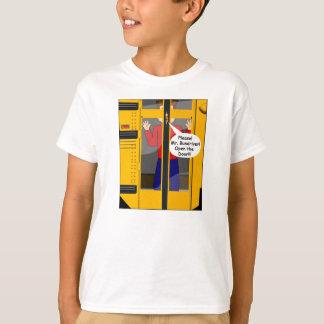 Camiseta O amor do condutor de autocarro seus miúdos!