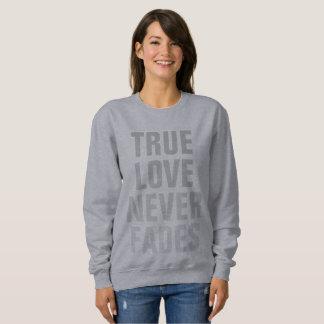 Camiseta O amor verdadeiro nunca desvanece-se