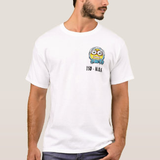 Camiseta O antro M.U.G.T-shirt do Shave