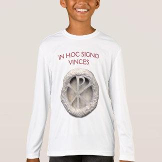 Camiseta O Christogram - ró do qui