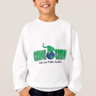 Camiseta O Dia da Terra vai verde
