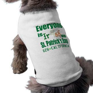 Camiseta O dia de 626 St Patrick