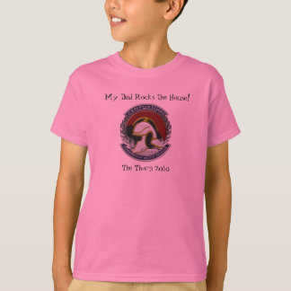 Camiseta O espinho Centuiron 2010/crianças