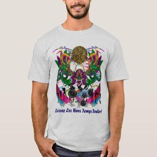 Camiseta O evento do carnaval do carnaval vê por favor