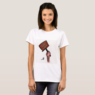 Camiseta O futuro é fêmea