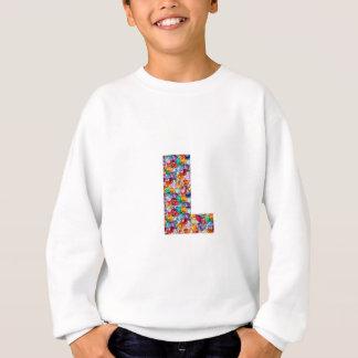 Camiseta O L-para-Amor de LLL Jewels pérolas: PRESENTES