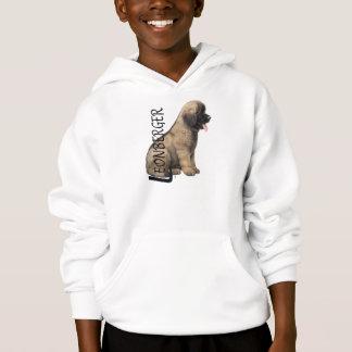 Camiseta O Ludwig do miúdo o Hoodie do filhote de cachorro
