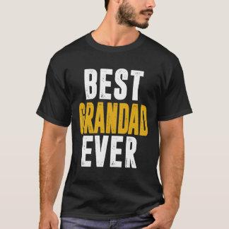 Camiseta O melhor Grandad nunca