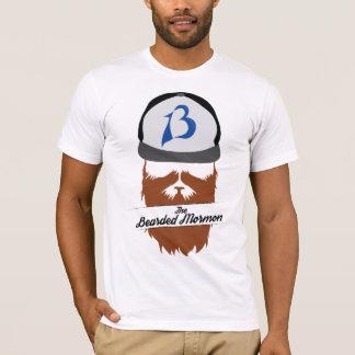 Camiseta O Mormon farpado - básico