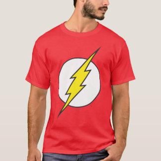 Camiseta O parafuso de relâmpago instantâneo de |