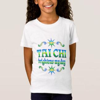 Camiseta O qui da TAI ilumina