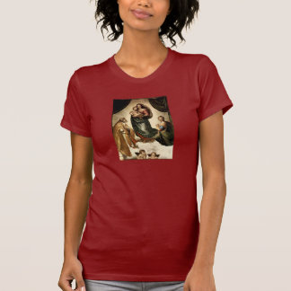 """Camiseta O """"Sistine clássico Madonna"""" de Raphael (cerca de"""